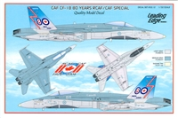 Leading Edge 32.12 - CAF CF-18 80 Years RCAF/CAF Special