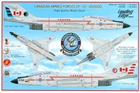 Leading Edge 48.006 - Canadian Armed Forces CF-101 Voodoo