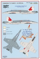 Leading Edge 48.7 - Canadian 70 Years F-18 Special