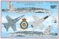 Leading Edge 48.29 - CAF CF-18 433 Squadron 50th Special