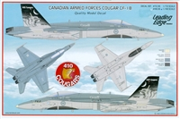 Leading Edge 48.36 - Canadian Armed Forces Cougar CF-18