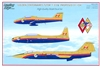 Leading Edge 48.67 - Golden Centennaires Tutor, T-33 & Proposed CF-104