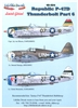 Lifelike Decals 48-024 - Republic P-47D Thunderbolt, Part 6