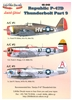 Lifelike Decals 48-049 - Republic P-47D Thunderbolt, Part 9