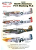Lifelike Decals 48-052 - North American P-51 Mustang, Part 6