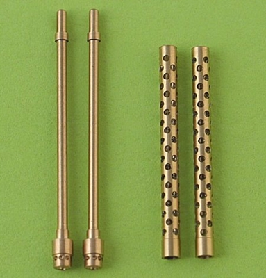 Master AM32008 - Japanese Type 97 7.7mm Machine Gun Barrels (2 pcs)