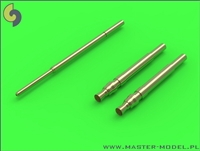 Master AM32061 - Bf 109 F, G1-G4 Armament Set (MG 17 tips) & Pitot Tube