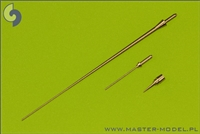 Master AM48073 - SAAB 35 Draken (mid and late versions) Pitot Tubes & Angle of Attack Probe
