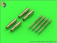 Master AM48084 - Hawker Hurricane Mk IIC Hispano Mk I 20mm Cannons (with flat recoil springs) (4 pcs)