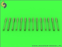 Master AM48087 - Static Dischargers Type used on MiG Jets (14 pcs)