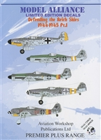 Model Alliance MAS-489028 - Defending the Reich Skies, Part 1
