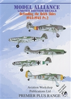 Model Alliance MAS-489029 - Defending the Reich Skies, Part 2