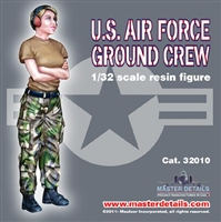 Master Details 32010 - U.S. Air Force Female Ground Crew