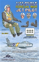 Master Details 32017 - U.S. Air Force Korean War Jet Pilot