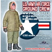 Master Details 32020 - U.S. Army Air Force Ground Crew