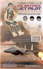 Master Details 32041 - U.S. Air Force Jet Pilot (Desert Wars)