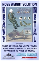Master Details 32057 - Heavy Metal U.S. Air Force Jet Pilot