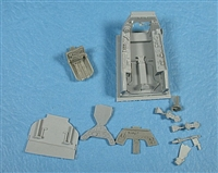 MDC CV48045 - Fw 190D Cockpit (designed for the Tamiya kit)