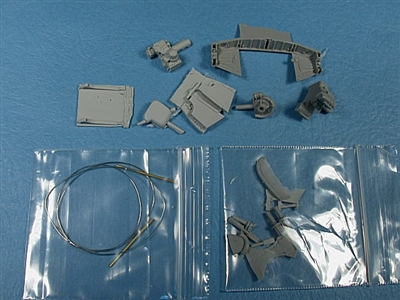 MDC CV48046 - Fw 190D Suite (designed for the Tamiya kit)