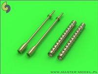 Master GM35004 - Browning M1919 .30 cal Machine Gun Barrels (conical shape)