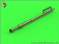 Master GM35009 - KPV Russian 14,5mm Heavy Machine Gun (elongated cooling slots)