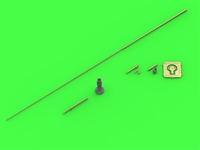 Master GM35017 - Antenna AT-1011/U HF with Tilt Adapter RF-1980-AT-001