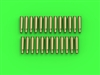 Master GM35020 - Browning .50 caliber (12.7mm) Empty Shells