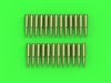 Master GM35021 - Browning .50 caliber (12.7mm) Cartridges