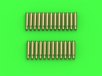 Master GM35022 - M1919 Browning .30 caliber (7.62mm) Empty Shells