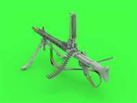 Master GM35024 - MG-42 German Machine Gun (7.92mm)