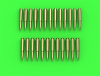 Master GM35026 - MG-34/MG-42 (7.92mm) Cartridges