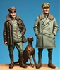Model Cellar MC32006 - Manfred & Lothar von Richthofen (with Moritz)