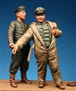 Model Cellar MC32008 - WW1 German Pilot & Mechanic