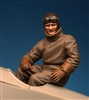 Model Cellar MC32009 - Manfred von Richthofen (seated on Fokker Dr.I Fuselage)