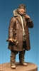 Model Cellar MC32024 - WW1 British RFC Pilot #2 (in open coat)