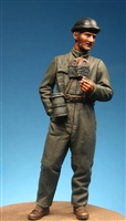 Model Cellar MC35123 - WWI German Tanker in Coveralls