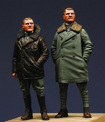 Model Cellar MC48005 - Manfred and Lothar von Richthofen
