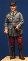 Model Cellar MC48006 - WW1 French Pilot Officer