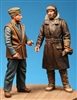 Model Cellar MC48007 - WW1 British RFC Pilot & Mechanic