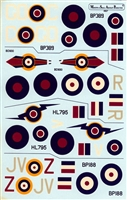 Ministry of Small Aircraft Production 4827 - Hawker Hurricane Mk. II
