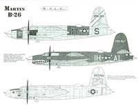 Ministry of Small Aircraft Production 4836 - Martin B-26