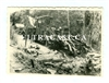 Damaged French Railway Gun, France 1940, Original WW2 Photo