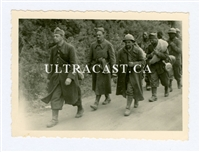 French Prisoners of War, France 1940, Original WW2 Photo