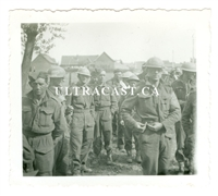 British Prisoners of War, France 1940, Original WW2 Photo