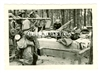 German Soldiers and MG34, Original WW2 Photo