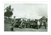 German 15 cm Gun with Camouflage Painted Barrel, 6th Artillery Lehr Regt., Original WW2 Photo