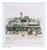 Crewman Inspects Disabled Panzer IV, Original WW2 Photo