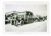 German Tank Transporter and Prime Mover with Panzer I, Original WW2 Photo