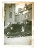 "Destroyed French Char B Tank Named ""Rhone"" No. 309, France 1940, Original WW2 Photo"