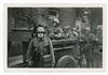German Soldiers with Twin MG-34 Zwillingssockel, Original WW2 Photo